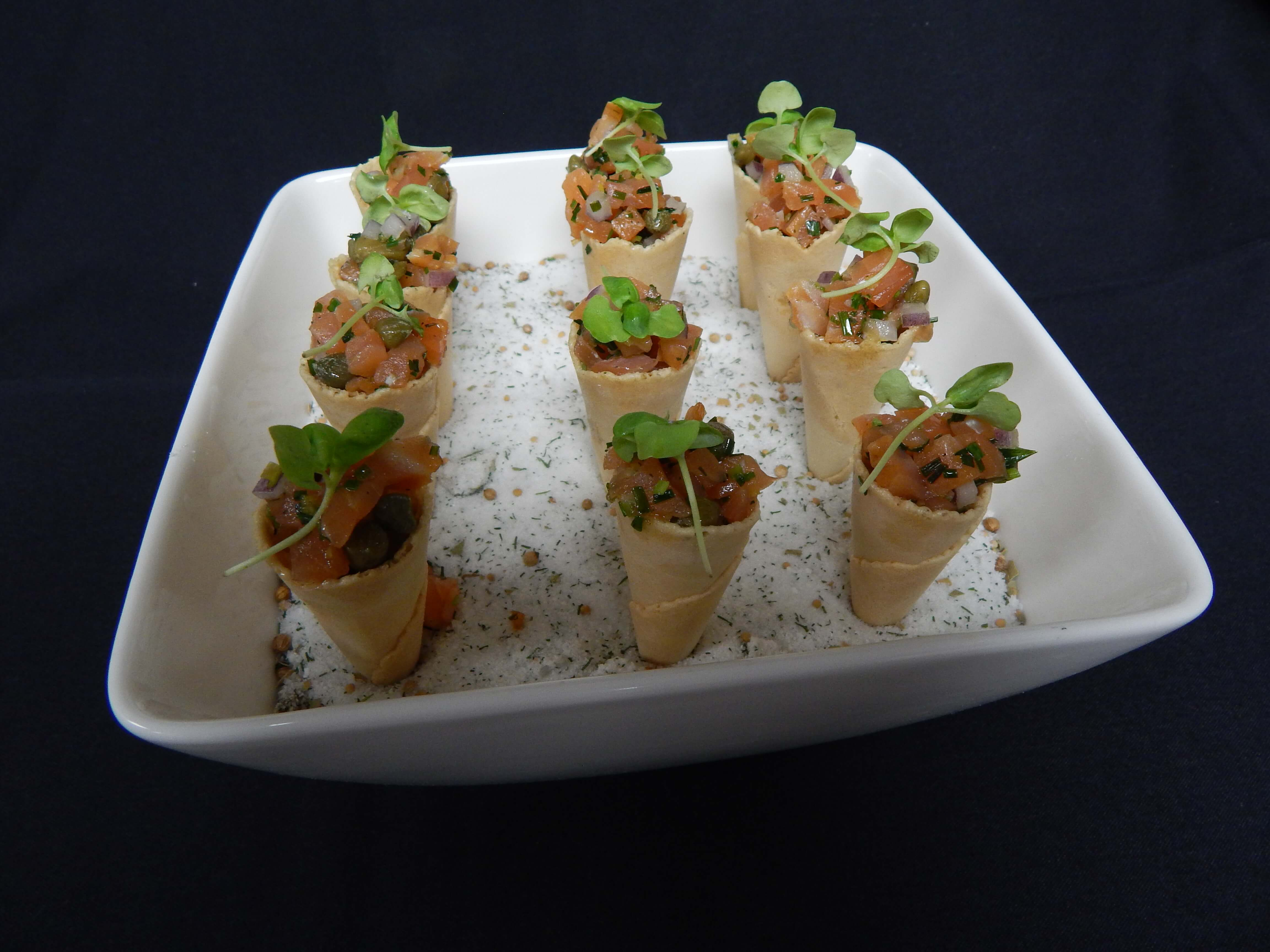 Hors d'Oeuvres & Catering for Your Next Party | The Living Room